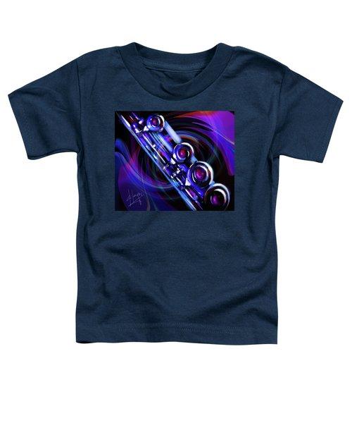 Glassical Flute Toddler T-Shirt