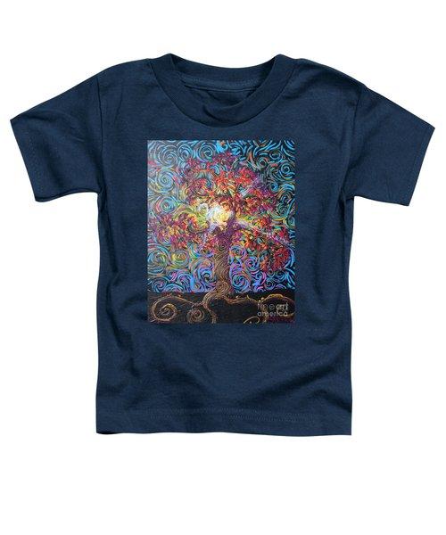 Glow Of Love Toddler T-Shirt