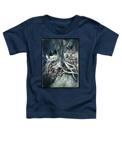 Gnarled Rooted Beauty Toddler T-Shirt
