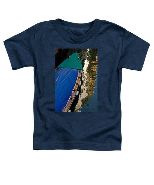 Gondola Reflection Toddler T-Shirt