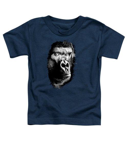 Gorilla Canvas Print, Photographic Print, Art Print, Framed Print, Greeting Card, Iphone Case, Toddler T-Shirt