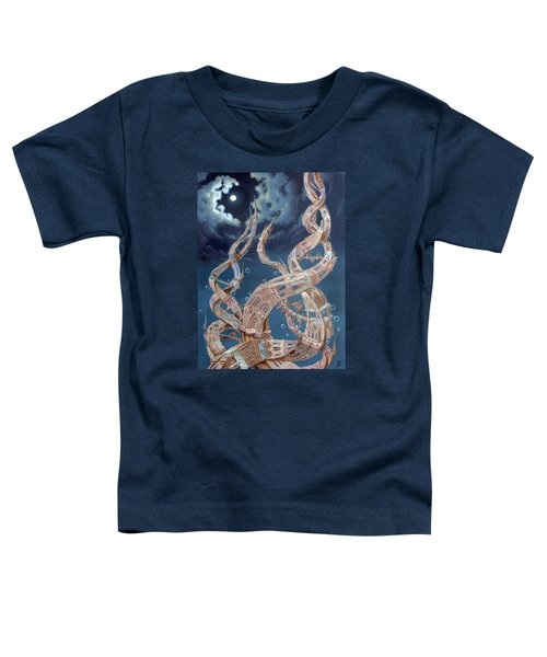 Gothic Genome Toddler T-Shirt