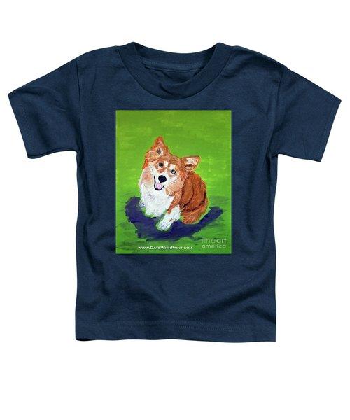 Gracie_dwp_may_2017 Toddler T-Shirt