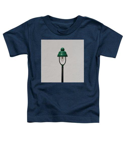 Green Bavarian Lamp Toddler T-Shirt