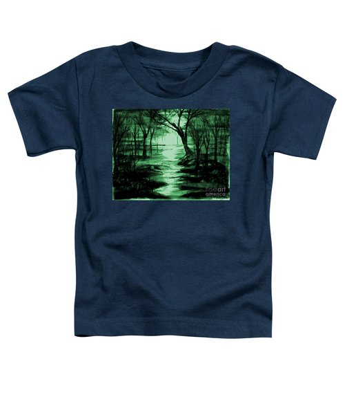 Green Mist Toddler T-Shirt