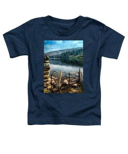 Gwynant Lake Toddler T-Shirt