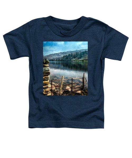 Gwynant Lake Toddler T-Shirt