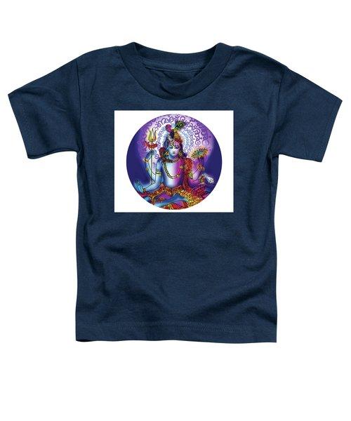 Hari Hara Krishna Vishnu Toddler T-Shirt