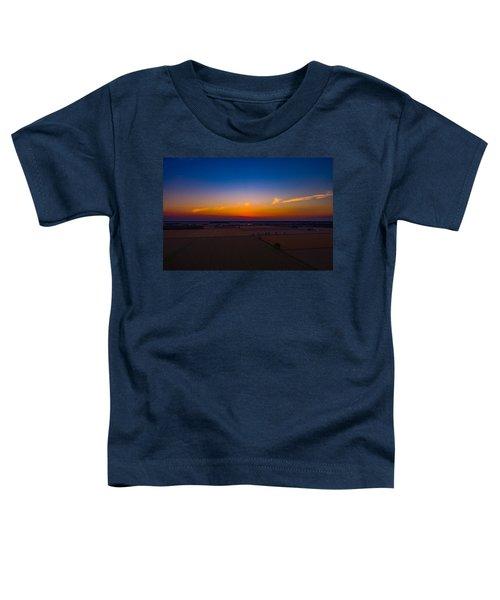 Harvest Sunrise Toddler T-Shirt