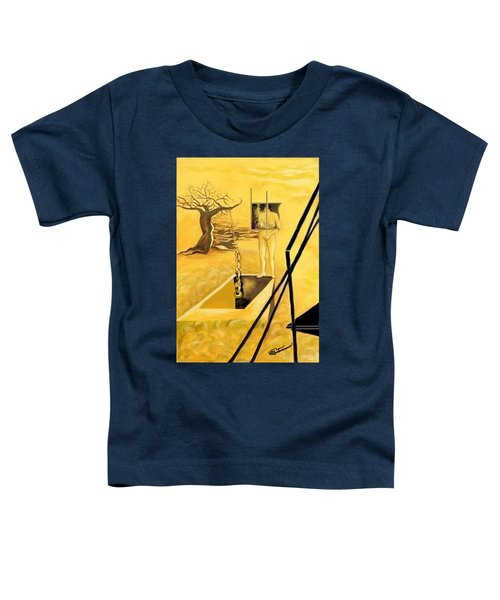 Haunted Dreams Toddler T-Shirt