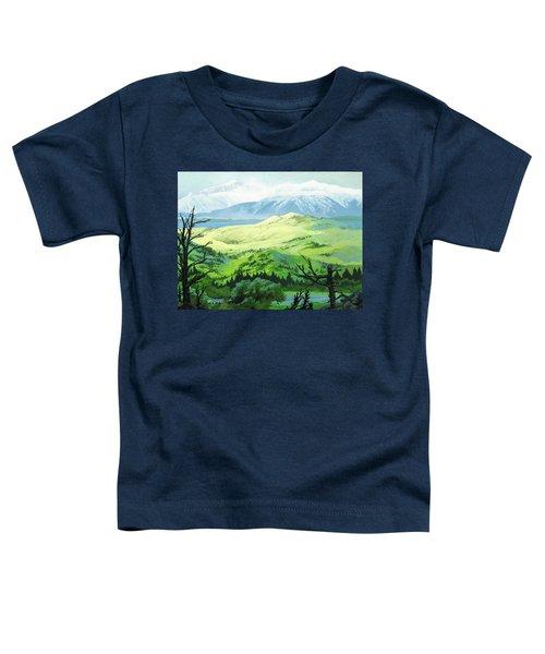 Hawk Meadows Toddler T-Shirt