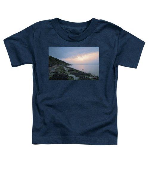 Hazy Sunset Toddler T-Shirt