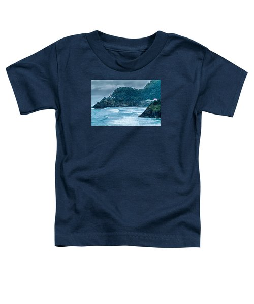 Heceta Head Lighthouse Toddler T-Shirt