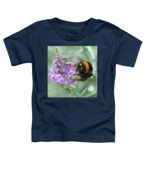 Hello Flower Toddler T-Shirt