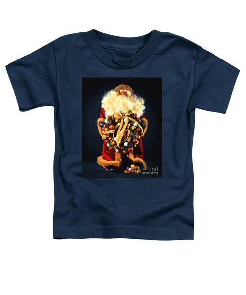 Here Comes Santa Toddler T-Shirt