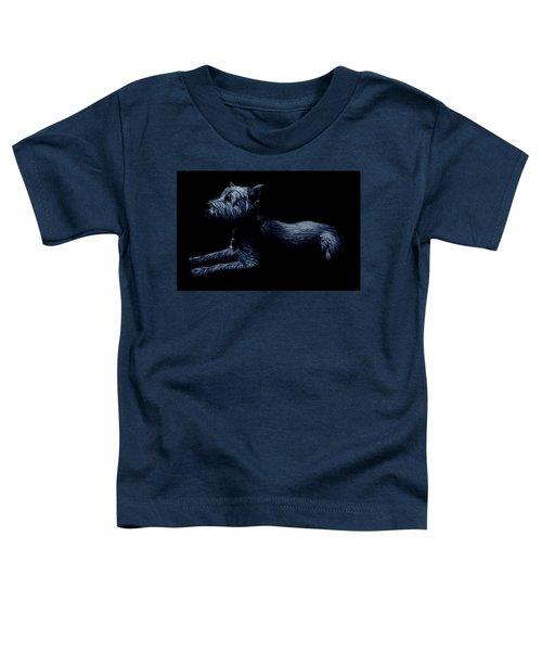 Highland Terrier Toddler T-Shirt