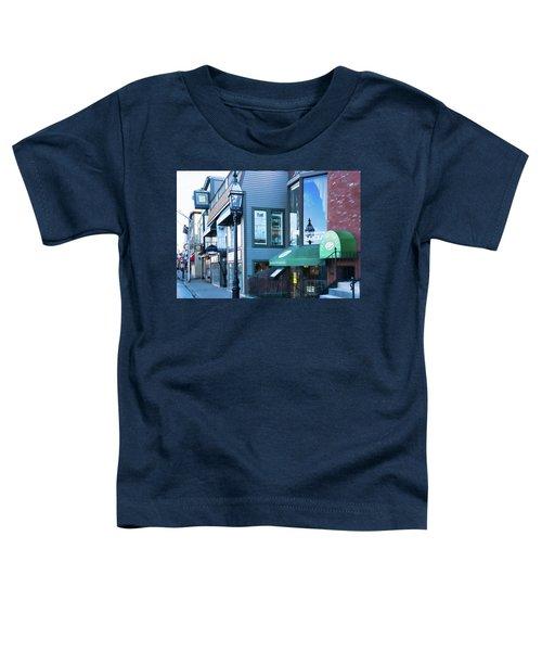 Historic Newport Buildings Toddler T-Shirt