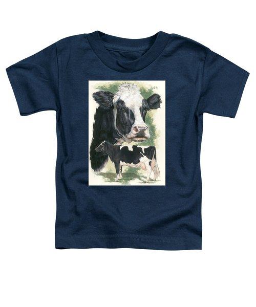 Holstein Toddler T-Shirt