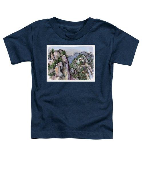 Huangshan, China Toddler T-Shirt
