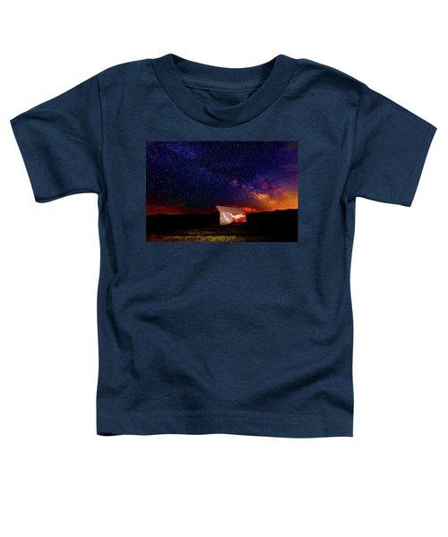 Huntsville Barn Toddler T-Shirt