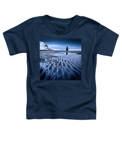 Hvitserkur, Iceland Toddler T-Shirt