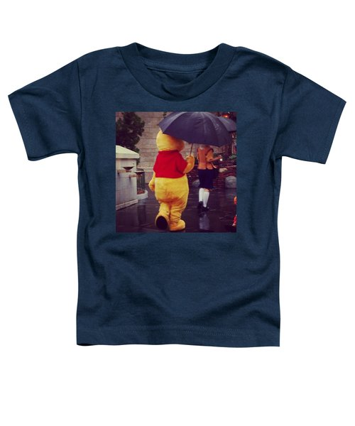 Blustery Day Toddler T-Shirt