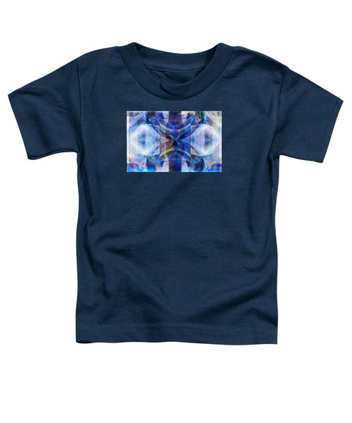 Ice Structure Toddler T-Shirt