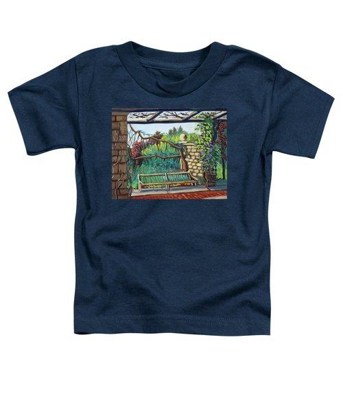 Idaho Botanical Gardens Toddler T-Shirt