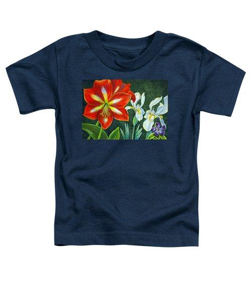 In My Garden Toddler T-Shirt
