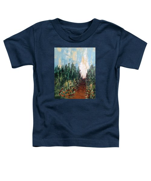 In The Garden Toddler T-Shirt