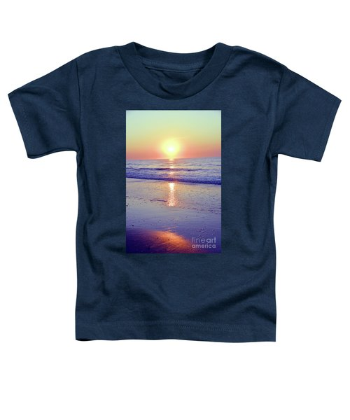 In The Morning Light Everything Is Alright Toddler T-Shirt