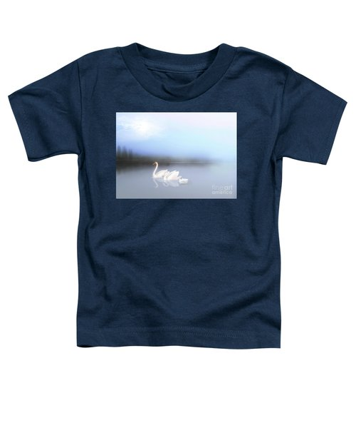 In The Still Of The Evening Toddler T-Shirt
