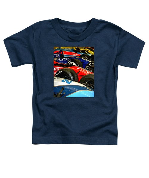 Indy Past 21170 Toddler T-Shirt