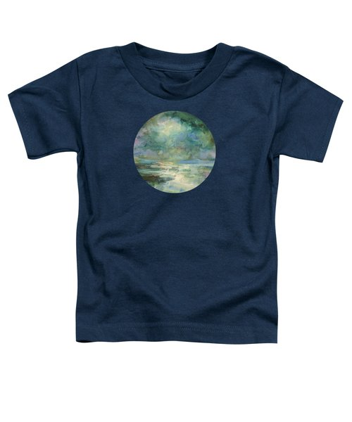 Into The Light Toddler T-Shirt by Mary Wolf