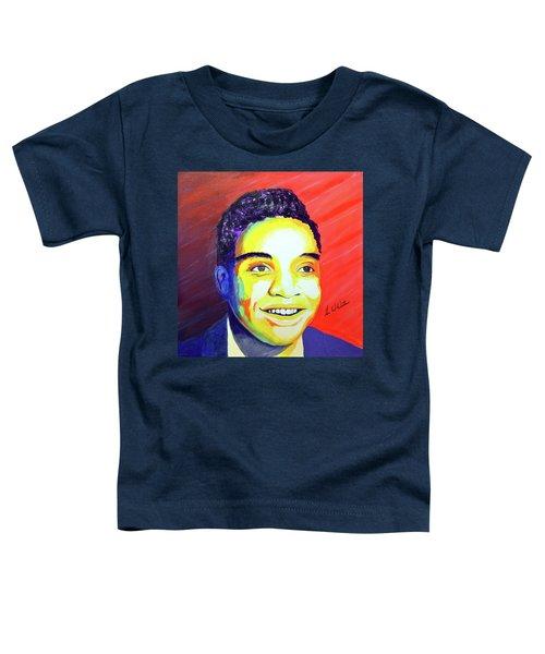 Jackie Wilson Toddler T-Shirt
