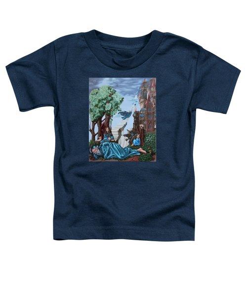 Jacob's Ladder Toddler T-Shirt