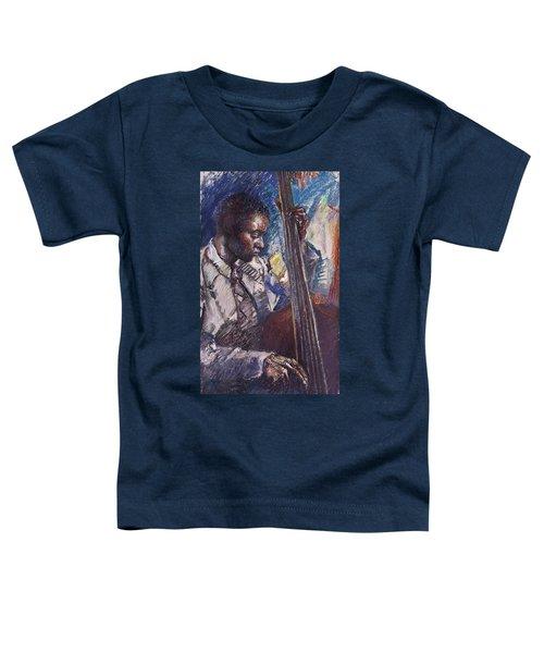 Jazz Man Toddler T-Shirt
