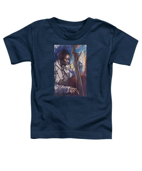 Jazz Man Toddler T-Shirt