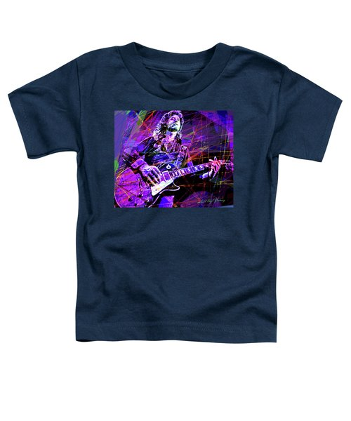 Jimmy Page Solos Toddler T-Shirt