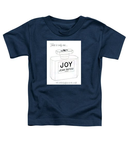 Toddler T-Shirt featuring the digital art There Is Only One... by ReInVintaged