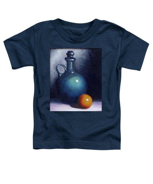 Jug And Orange. Toddler T-Shirt