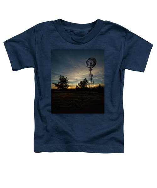 Just Before Sunrise Toddler T-Shirt