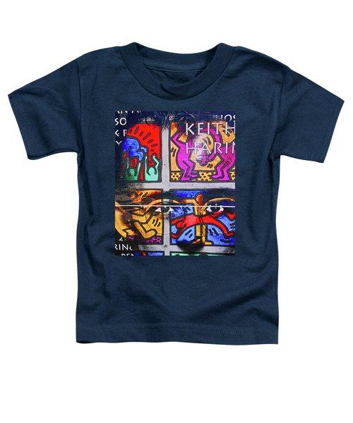 Keith Haring  Toddler T-Shirt