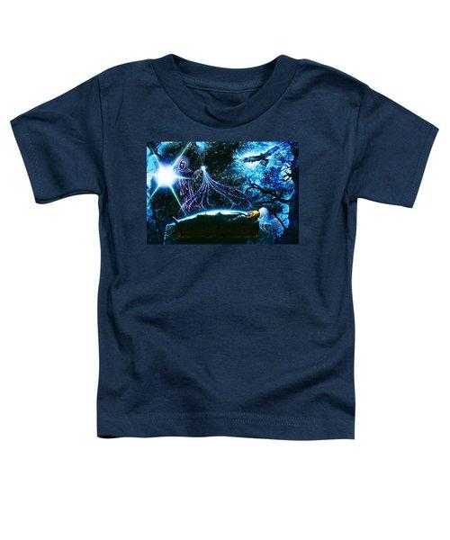 King  Arthur's Death Toddler T-Shirt
