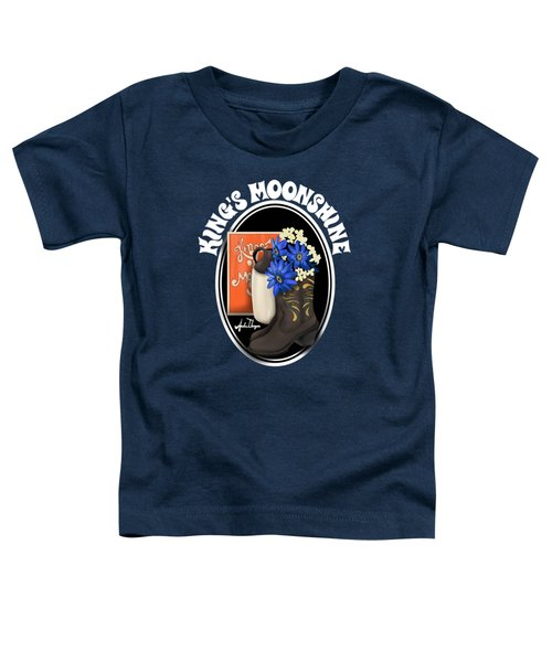 King's Moonshine  Toddler T-Shirt