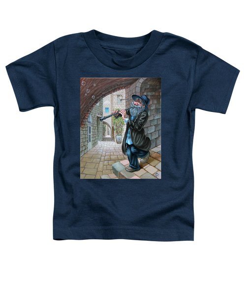 Klezmer Toddler T-Shirt