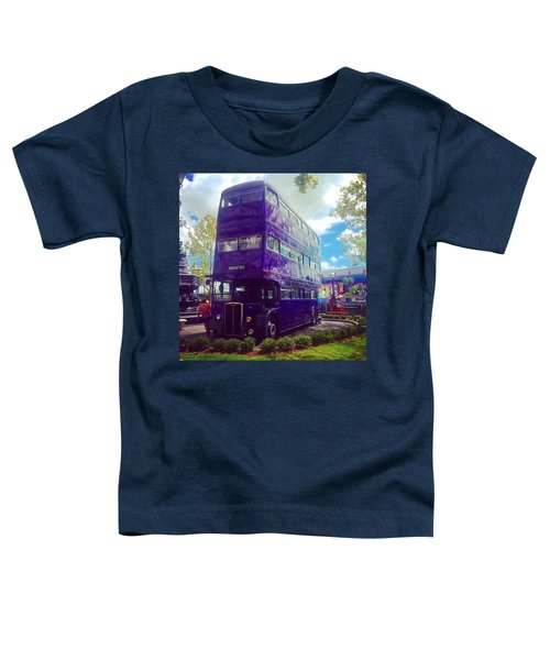 The Knight Bus Toddler T-Shirt