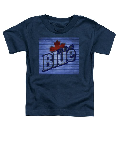 Labatt Blue Barn Door Toddler T-Shirt