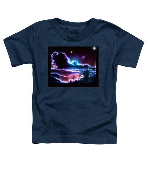 Land Of Nightmares Toddler T-Shirt