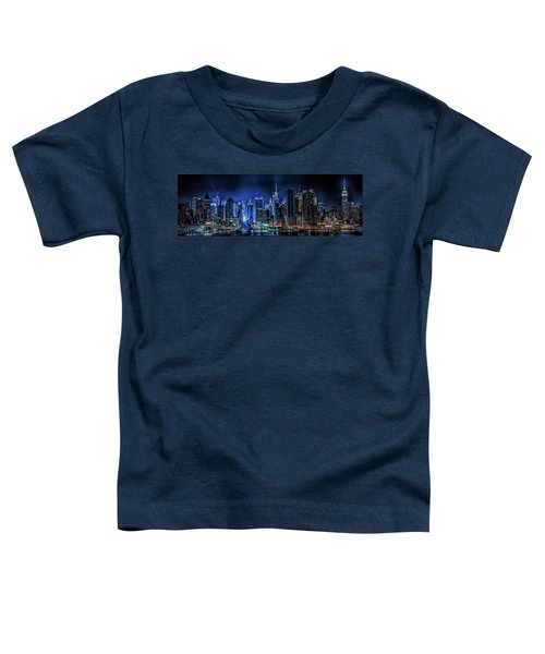 Land Of Tall Buildings Toddler T-Shirt